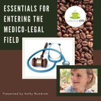 Essentials for entering the medico-legal field as an OT