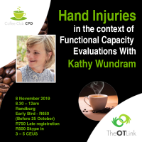 OT Link Coffee Hand Injuries